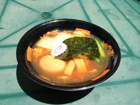 「麺屋 中川」のラーメン