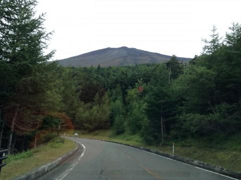 いよいよ富士山に近づく!