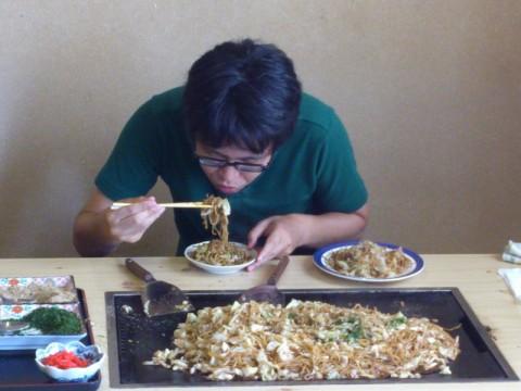 食べる食べる!!