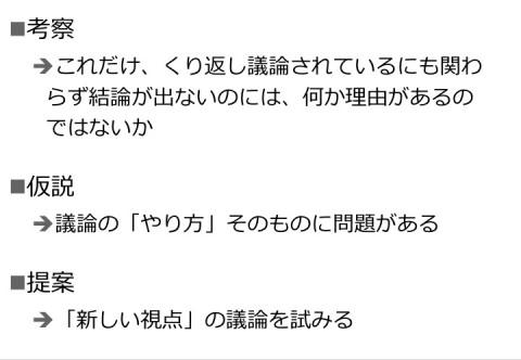 「富士山は誰のものか議論」考察 / 仮説 / 提案